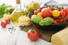 Fresh ripe tomato Royalty Free Stock Photography