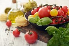 Fresh ripe tomato Royalty Free Stock Photos
