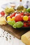 Fresh ripe tomato Royalty Free Stock Photo