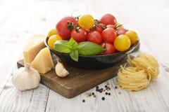 Fresh ripe tomato Stock Photo