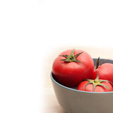 Fresh ripe tomatoes Stock Photography
