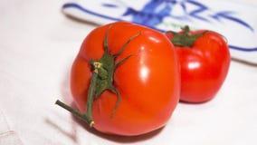 Fresh ripe tomatoes royalty free stock photography