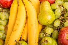 Fresh Ripe Whole Fruit Stock Photography
