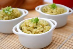 Fresh Risotto Stock Photos