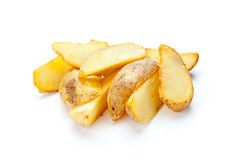 Fresh roast potatoes Royalty Free Stock Photography