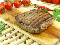 Fresh roasted meat Royalty Free Stock Photo