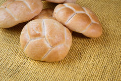 Fresh rolls Royalty Free Stock Images