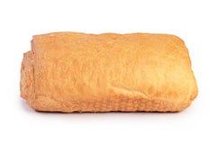 Fresh rolls isolated on white background Royalty Free Stock Image