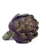 Fresh Romaneschi artichokes Royalty Free Stock Images