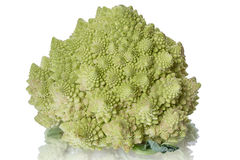 Fresh Romanesco Broccoli Stock Image