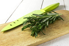 Fresh rosemary Stock Photos