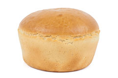 Fresh round loaf of bread Royalty Free Stock Image