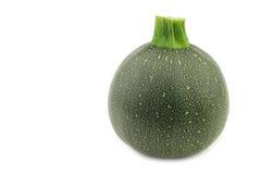 Fresh round zucchini Stock Image