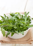 Fresh ruccola Royalty Free Stock Photos