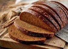 Fresh rye bread Royalty Free Stock Photo
