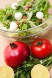 Fresh salad Royalty Free Stock Photos
