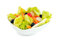 Fresh salad Stock Image