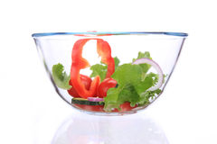Fresh salad Royalty Free Stock Image