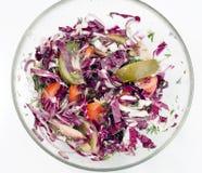 Fresh salad 2 royalty free stock photo