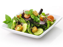 Fresh salad Stock Photo