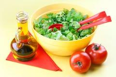 Fresh salad. Stock Photo