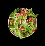 A fresh salad Stock Photos