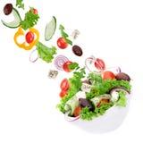 Fresh salad Stock Photos