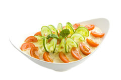 Fresh salat Royalty Free Stock Photo
