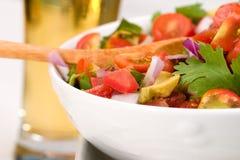 Fresh salsa Stock Image