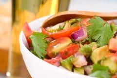 Fresh salsa Stock Photos