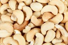 Cashews background royalty free stock images