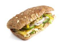 Fresh sandwich Royalty Free Stock Photos