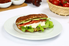 Fresh Sandwich Stock Images