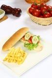 Fresh Sandwich Stock Photos