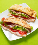 Fresh Sandwich Royalty Free Stock Photos