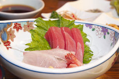 Fresh Sashimi Stock Images