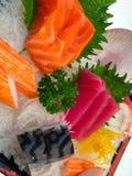 Fresh sashimi Stock Photos