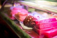 Fresh sashimi Royalty Free Stock Photo