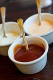 Fresh sauce Royalty Free Stock Photography