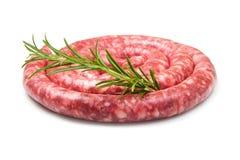 Fresh sausage Royalty Free Stock Photography