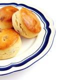 fresh scones Στοκ Εικόνα
