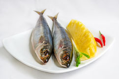 Fresh sea fish. Soup or fry Stock Images