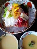 Fresh from the sea. Fresh food from Okura hotel Bangkok Royalty Free Stock Photo