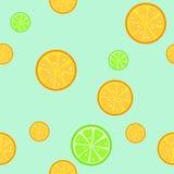 Fresh seamless pattern stock photo