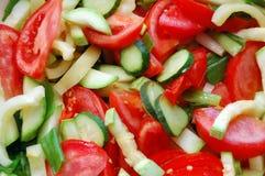 Fresh seasonal vegetables Royalty Free Stock Images