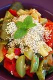 Fresh seasonal vegetables Stock Photography