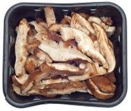 Fresh Shitake Mushrooms Royalty Free Stock Image