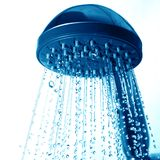 Fresh shower Royalty Free Stock Photos