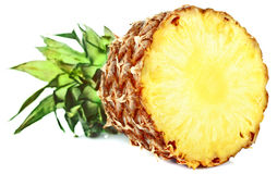 Fresh slice pineapple Stock Image