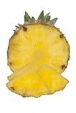 Fresh slice pineapple Royalty Free Stock Photo